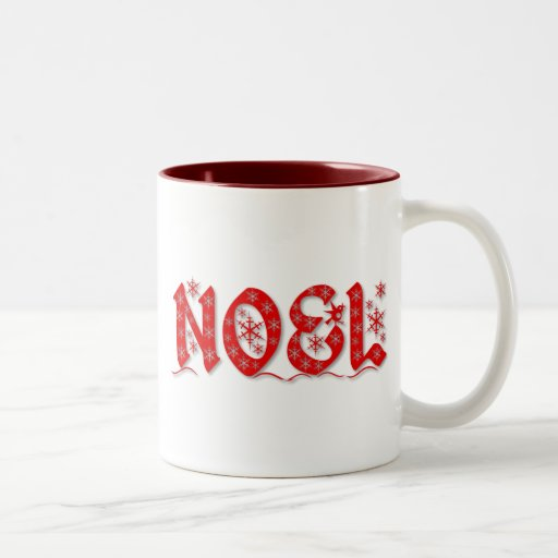 NOEL TAZA DE CAFÉ