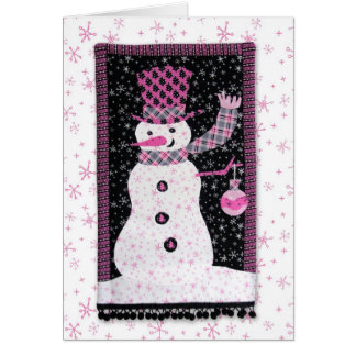 Noel the Snowguy Card