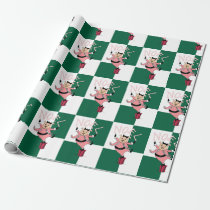 Noel Wrapping Paper