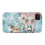 Noelle's Winter Magic iPhone 4 Case-Mate Case