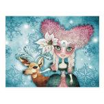 Noelle's Winter Magic Postcards