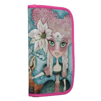 Noelle's Winter Magic Rickshaw Folio Organizer rickshaw_folio
