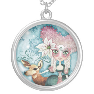 Noelle's Winter Magic Sterling Silver Necklace