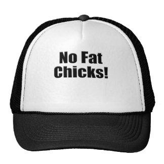 NoFat2 Mesh Hats