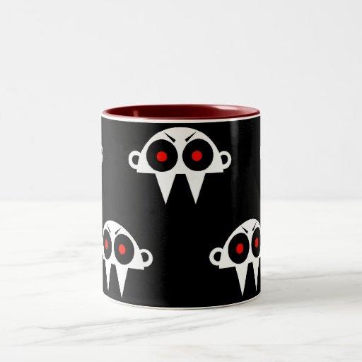 Nofi - the vampires head mug