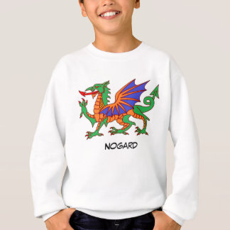 Nogard the dragon sweatshirt