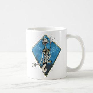 Nogo Prince Classic White Coffee Mug