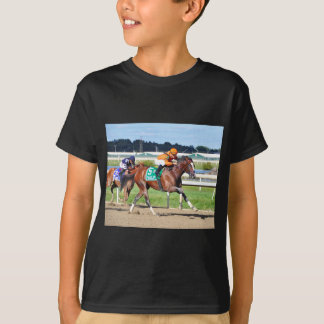 Noholdingback Bear - Gallant Bob Stakes T-Shirt