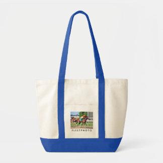 Noholdingback Bear Tote Bag