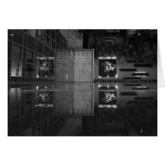 Noir City Reflections, card