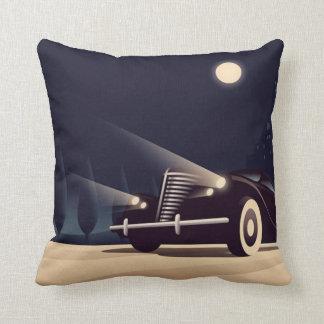 Noir Pillow