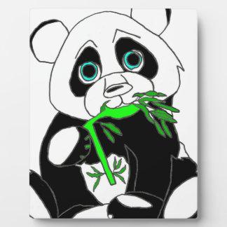 NOIR.png PANDA Display Plaque