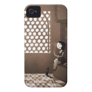 Noir por Nidhi Chanani iPhone 4 Case-Mate Protector