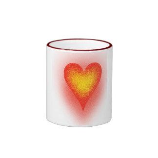 Noise Heart Mug