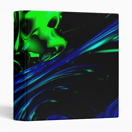 Noise in 3D Abstract Binder