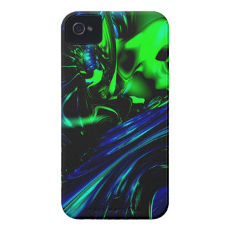Noise in 3D Abstract Blackberry Bold Case