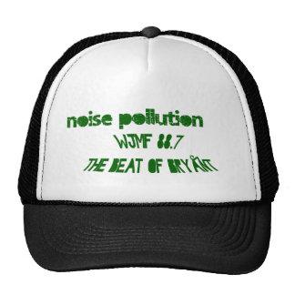Noise Pollution Hat