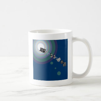Noise pollution coffee mugs