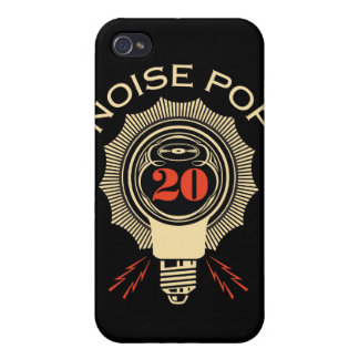 Noise Pop 20 iPhone 4 Covers