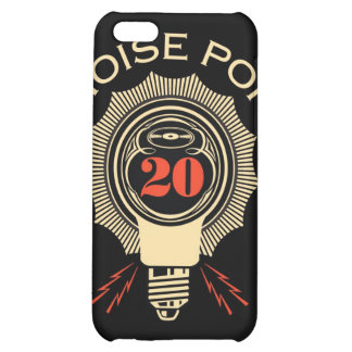 Noise Pop 20 Cover For iPhone 5C