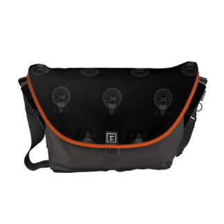 Noise Pop 20 Messenger Bag