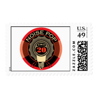 Noise Pop 20 Stamp