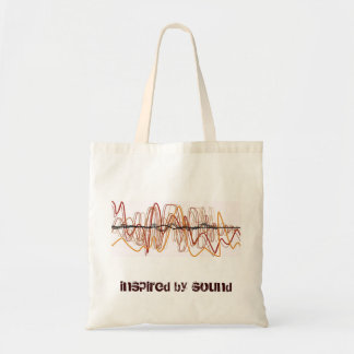 *Noise Tote Bag