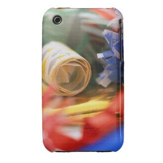Noisemakers del fiesta Case-Mate iPhone 3 carcasas