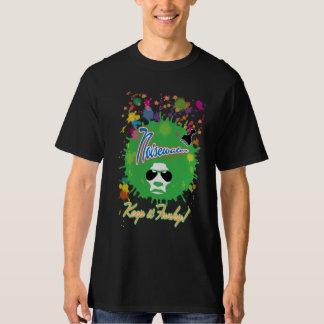 Noisewater Paint Splatter T-Shirt