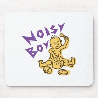 Noisy Boy Mouse Pad