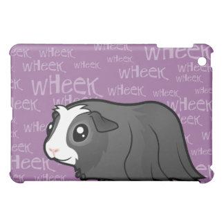 Noisy Guinea Pig (long hair) Cover For The iPad Mini