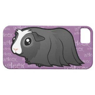 Noisy Guinea Pig (long hair) iPhone SE/5/5s Case