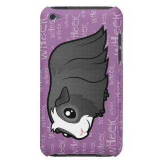 Noisy Guinea Pig (long hair) iPod Touch Case-Mate Case