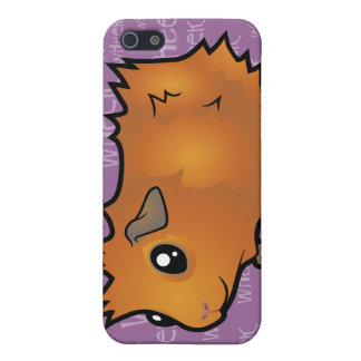 Noisy Guinea Pig (scruffy) Cover For iPhone SE/5/5s