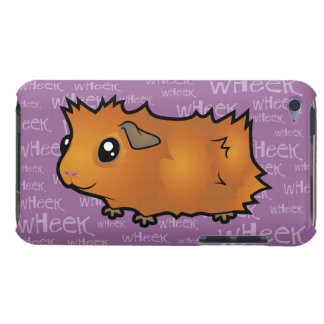Noisy Guinea Pig (scruffy) iPod Touch Case-Mate Case