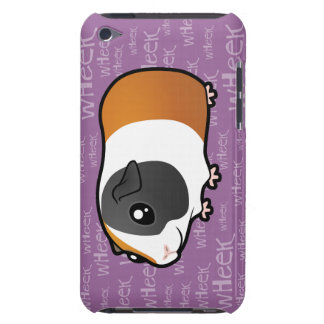 Noisy Guinea Pig (smooth hair) Barely There iPod Cases