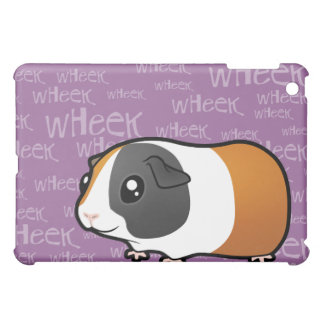 Noisy Guinea Pig (smooth hair) Cover For The iPad Mini