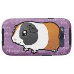 Noisy Guinea Pig (smooth hair) Galaxy S3 Case
