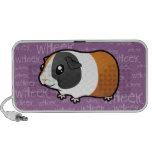 Noisy Guinea Pig (smooth hair) Mini Speaker