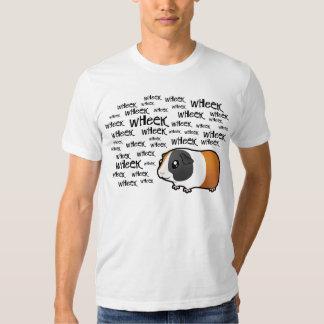 Noisy Guinea Pig (smooth hair) T Shirt