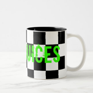 Noisy Juices mug