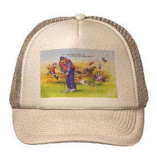 Noisy match hat