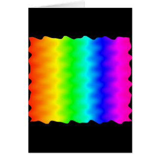 Noisy Rainbow Cards