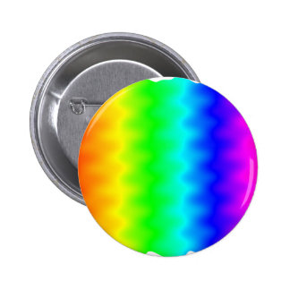 Noisy Rainbow Pinback Buttons