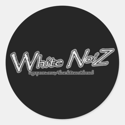 noiz banner stickers