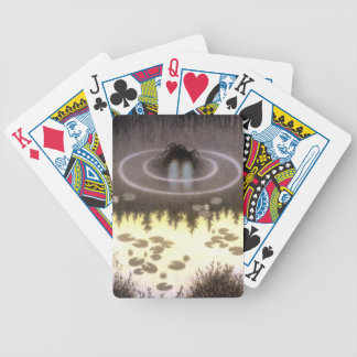 Nokken Mythical Water Sprite Bicycle Playing Cards