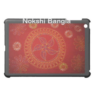 Nokshi Bangla Speck Case iPad Mini Case