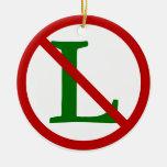 NoL (Noel) accessories Christmas Tree Ornaments