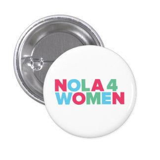 NOLA4WOMEN Small Button