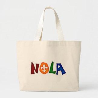 NOLA CANVAS BAGS